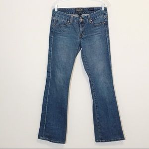 Seven7 Bootcut Mid Rise Jeans 32